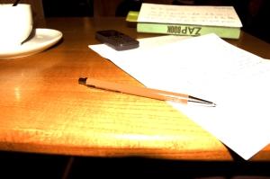 escriu
