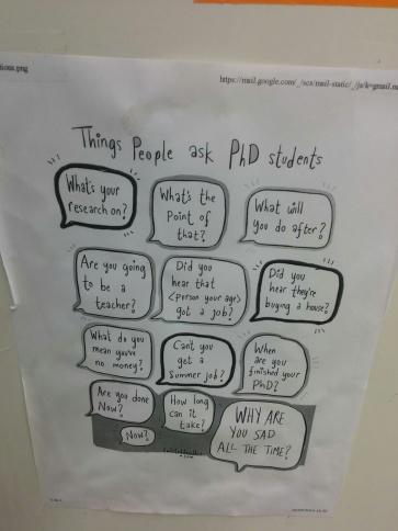 PhD jokes