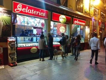 Gelateria Llinares València