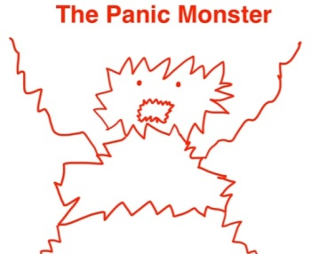 Tim Urban - panic monster