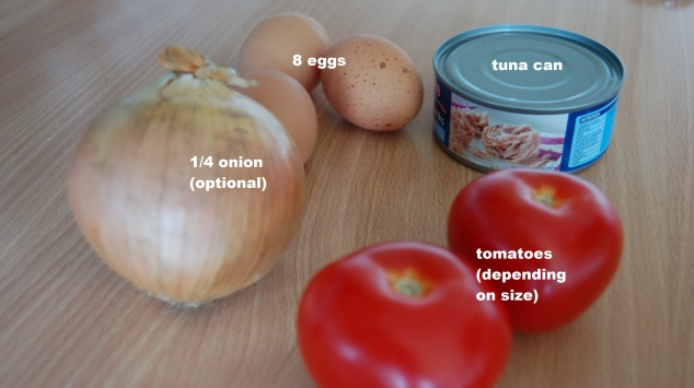 stuffed eggs ingredientsp