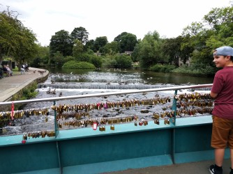Bakewell Lovelock bridge