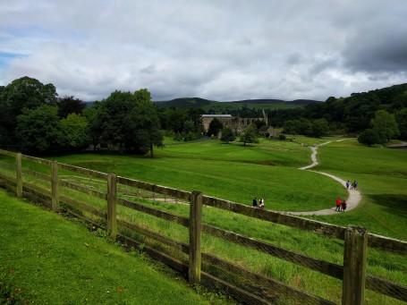 Bolton Abbey suroundings