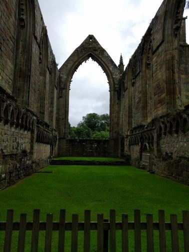 Bolton Priory ruins