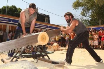 corte troncos vascos