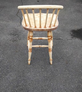 stool back results