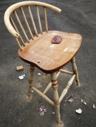 stool sanding 1