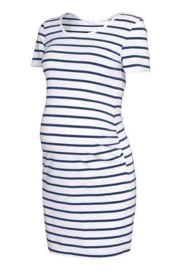 hm-maternity-dress-short