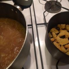soupe a loignion