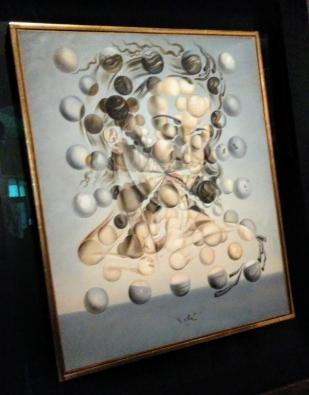 Dalí - Galatea de las esferas